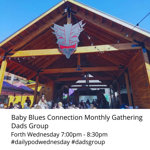 Baby Blues Connection Forth Wednesday Dad's Group at Heathen Brewing Feral Public House