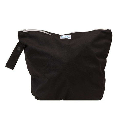 GroVia Zippered Wetbag Jet