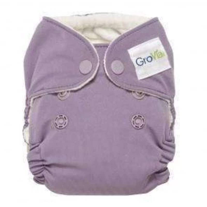 GroVia Newborn All In One Haze