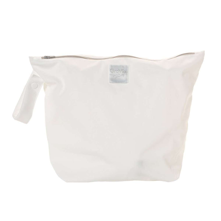 GroVia Zippered Wetbag Snow