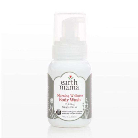 Earth Mama Organics Morning Wellness Body Wash