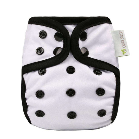 OsoCozy Newborn Diaper Cover - Polar