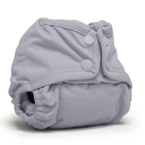 Rumparooz Newborn/Preemie Diaper Cover Snap Platinum