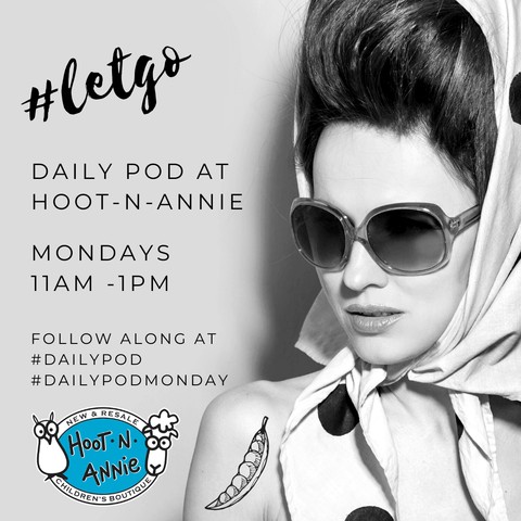 Support Group ~ Daily Pod Monday with Hoot-n-Annie