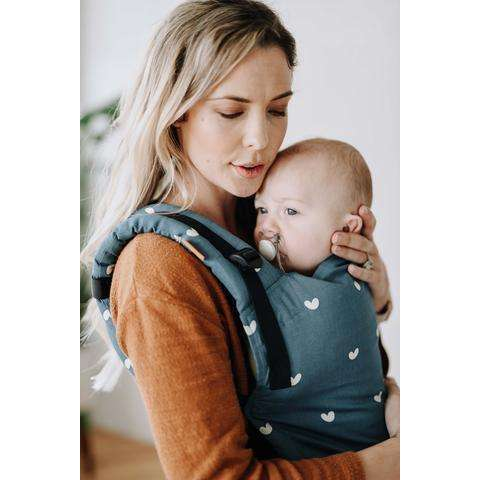 Tula Free-To-Grow Carrier Playdate