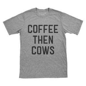 Coffee Then Cows
