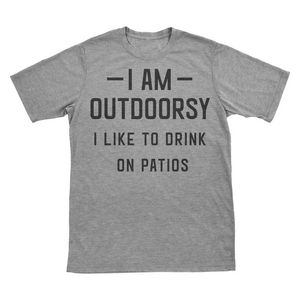 I Am Outdoorsy