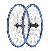 Box One Stealth Expert BMX 451mm Wheelsets