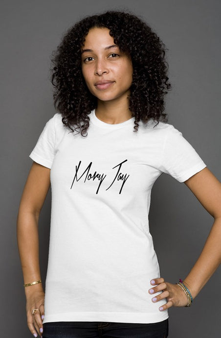 Mory Jay Womens T-shirt