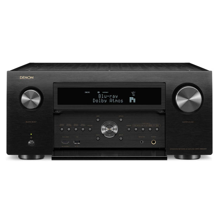 Denon 13.2 Channel Amplifier Home Theater - Avr-X8500H