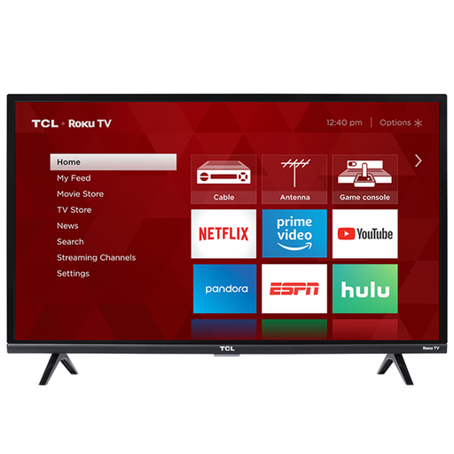 TCL 32-Inch CLASS FHD  Roku Smart LED TV  - 32S327