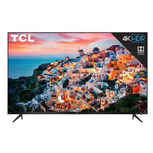 TCL 43-Inch Class 4K ULTRA HD DOLBY VISION Roku Smart LED TV - 43S525