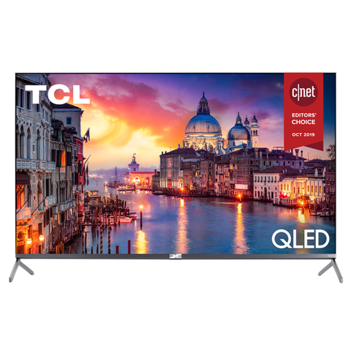 TCL 65-Inch Class 6 SERIES 4K UHD Roku Smart LED TV - 65R625