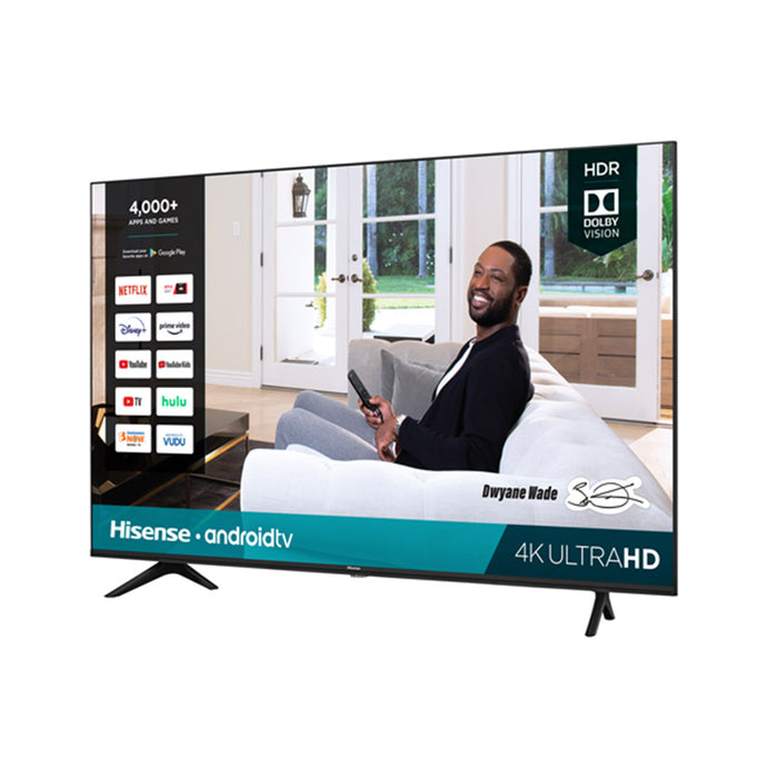 Hisense 75 Inch Class- H65G Series 4K UHD Android Smart Tv (2020) (75H6570G)