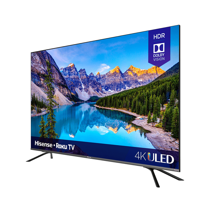 Hisense 65- Inch Class R8 Series 4K ULED Roku Smart Tv - (65R8F-2020)