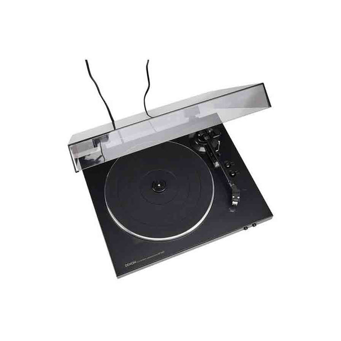Denon Fully Automatic Analog Turntable - DP-300F