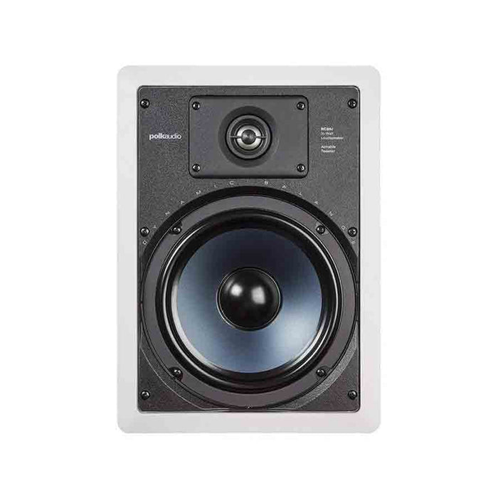 Polk Audio 8 Inch Premium In Wall  Speakers - RC85i