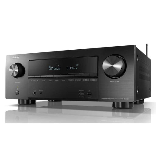 Denon IN-Command Series AVR-X2600H - AV network receiver - 4K - HDR - 7.2 channel - 7 x 95 Watt - black