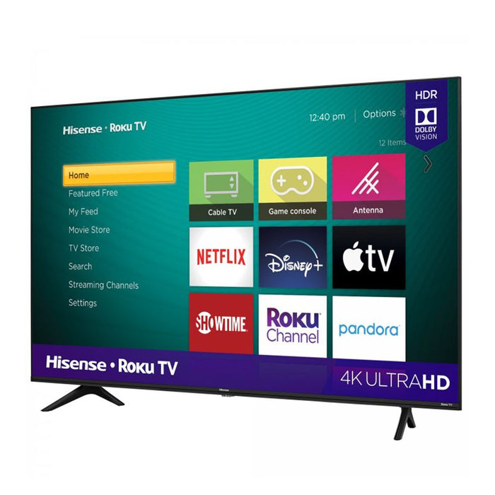 Hisense 55 Inch R6 Series 4K UHD Roku Tv with HDR (2020) - 55R6090G