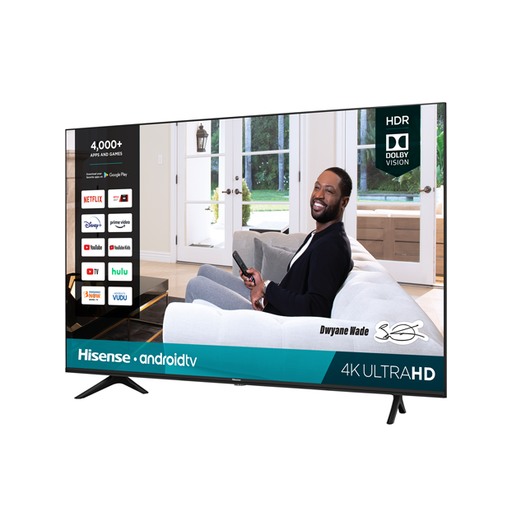 Hisense 43 Inch - Class H65G Series 4K UHD Android Smart TV -  (43H6570G - 2020)
