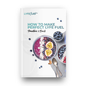 Smoothie & Bowl Recipe e-Book