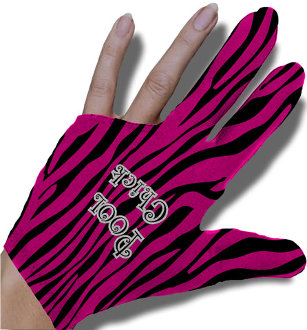 Pool Chick Billiard Glove