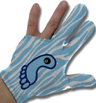 8 Heel Billiard Glove