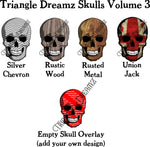 Triangle Dreamz Skulls Volume 3
