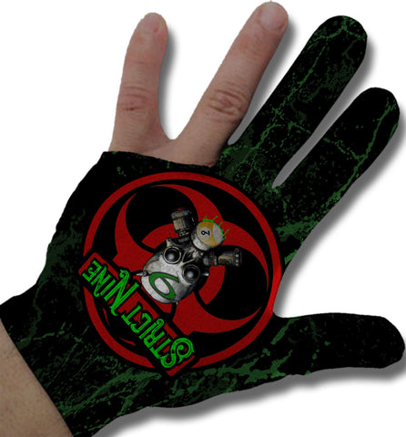 Strict Nine (strichnine) Billiard Glove