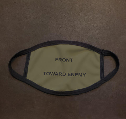 Front Toward Enemy Face Mask