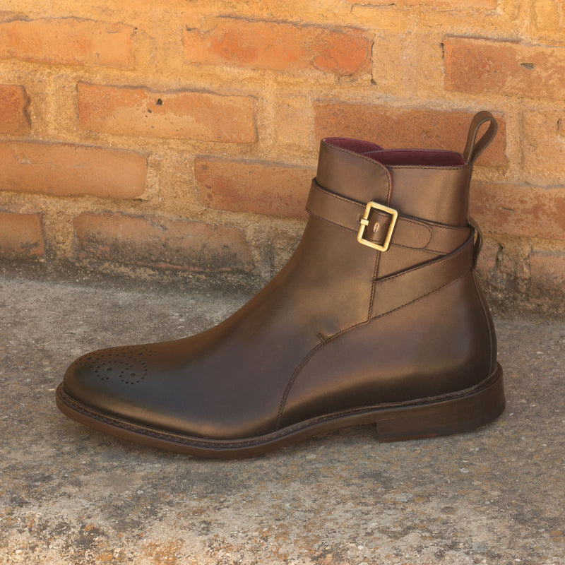 - Jodhpur - Unique Handcrafted Boots