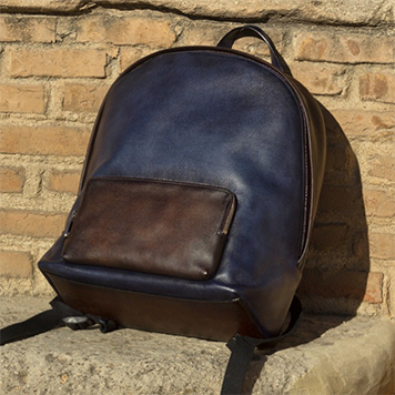 ~the bagPACK ~ Beautiful Unique Handcrafted & Hand-Painted Patina