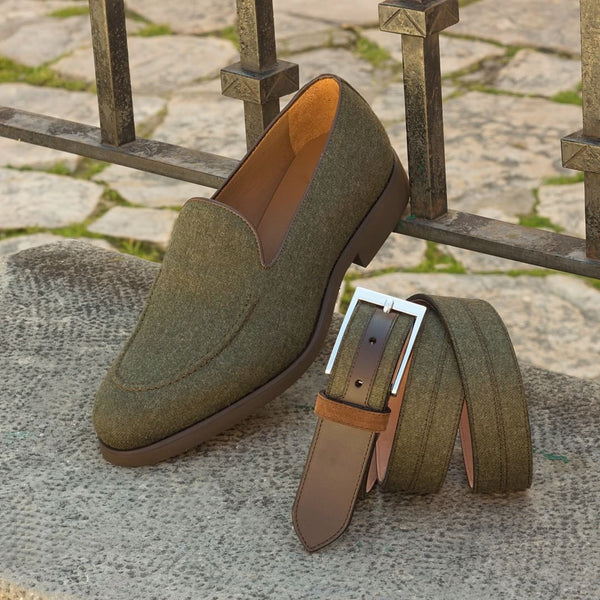 Unique Handcrafted Loafer 2 in 1