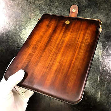 ~the APPLE cases~ Beautiful Unique Handcrafted & Hand-Painted Patina