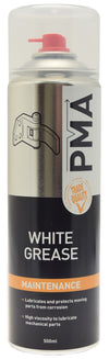 PMA White Grease 500ml - West Kent Motor Factors