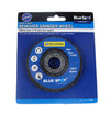 "BlueSpot 100mm (4"") Rust Remover Grinding Wheel - West Kent Motor Factors"