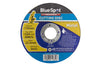 "BlueSpot 115mm (4.5"") Metal Cutting Disc - West Kent Motor Factors"