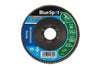 "BlueSpot 115mm (4.5"") 40 Grit Aluminium Oxide Flap Disc - West Kent Motor Factors"