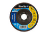"BlueSpot 115mm (4.5"") 80 Grit Aluminium Oxide Flap Disc - West Kent Motor Factors"
