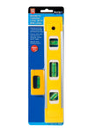 "BlueSpot 225mm (9"") Magnetic Torpedo Level With Mini Level - West Kent Motor Factors"