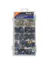 BlueSpot 170 Pce Assorted U-Clip and Screw Set - West Kent Motor Factors