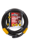 BlueSpot 2.5m x 8mm Double Loop Cable - West Kent Motor Factors