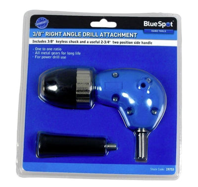 Blue Spot Right Angle Drill Attachment 19753