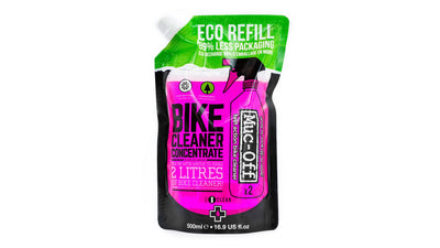 Muc-Off Bike Cleaner Concentrate 500ml Pouch 354 - West Kent Motor Factors