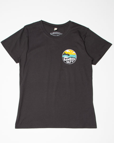 MNT Badge Short Sleeve Tee