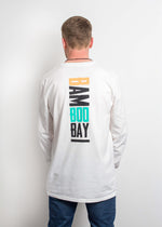 Load image into Gallery viewer, Boo Tee Long Sleeve - White
