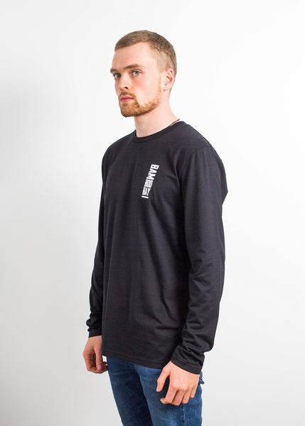 BOO Long Sleeve - Black