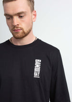 Load image into Gallery viewer, BOO Long Sleeve - Black