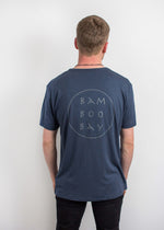 Load image into Gallery viewer, Circular T-Shirt - Denim Blue
