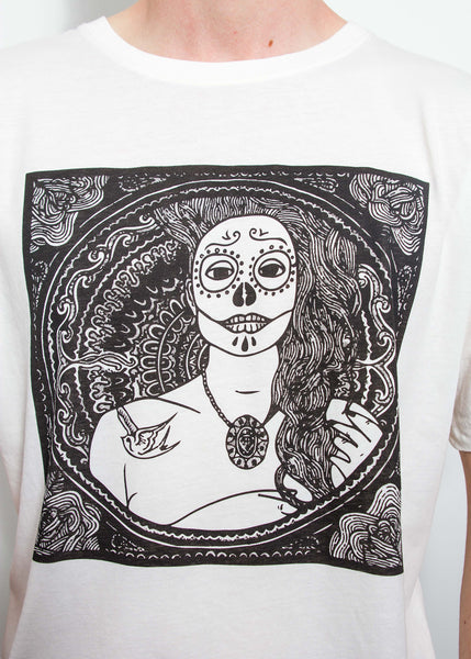 Senorita T-Shirt - White